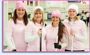 2015 Bearskin Airlines Hope Classic Breast Cancer fundraiser
